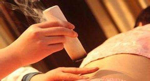 正确艾灸的方法图解